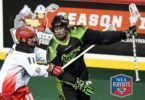 NLL Champion's Cup Division Finals 2016 Calgary Roughnecks Saskatchewan Rush NLL Playoffs 2016