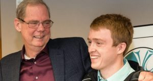 College lacrosse player saves life of stranger 3,000 miles away