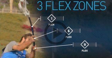 LZ technology from TRUE Temper Lacrosse