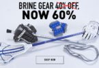 HUGE Brine Gear Sale