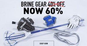 HUGE Brine Gear Sale