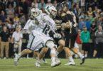 Jeff Chase is the heart of Loyola men's lacrosse