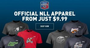 Official NLL Apparel