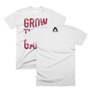 ADVNC Grow The Game Tee
