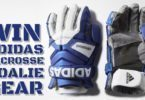 Enter to win Adidas Lacrosse Goalie Gear