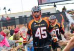 Randy Staats Atlanta Blaze 2016 MLL Playoffs