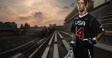 Alex Roesner - U19 US Men's National Lacrosse Team