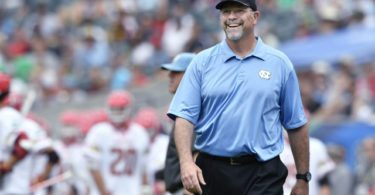 Joe Breschi, UNC Men's Lacrosse Coach