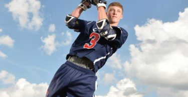 jared bernhardt Team USA lacrosse