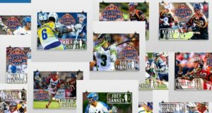 MLL All Star Posters