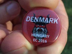 Dansk Lacrosse pin
