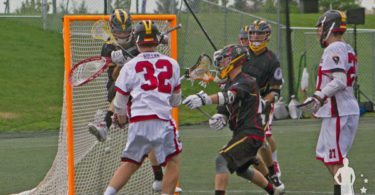 Germany over Belgium in 2014 World Lacrosse Championship