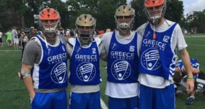 Greece lacrosse 2016