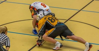 Isar Box lacrosse in Germany