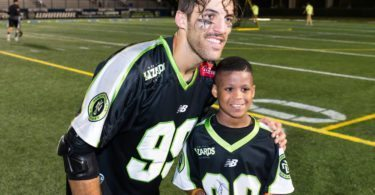MLL Paul Rabil New York Lizards 2016 Photo: Dan Nilson / MLL