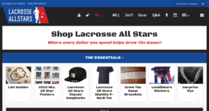 SHOP LACROSSE ALL STARS
