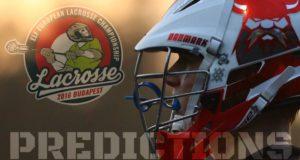 2016 European Lacrosse Championship predictions