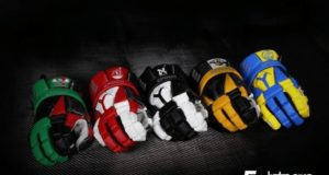 Epoch gloves for Israel Premier Lacrosse League