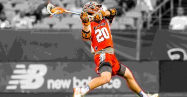 Jeremy Sieverts - 2016 Major League Lacrosse All Star