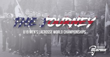 Team USA U19 Men's Lacrosse