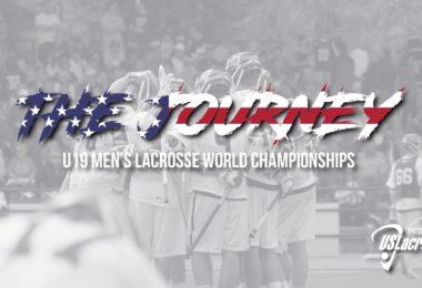 The Journey Ep 3 | U19 Men's Lacrosse World Championships