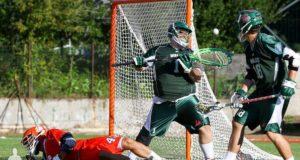 Netherlands v Wales - EC16 Quarterfinals International lacrosse rules