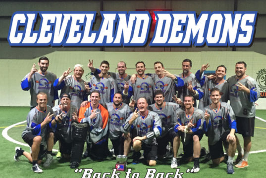 Cleveland Demons: Back-to-back CILL Champs