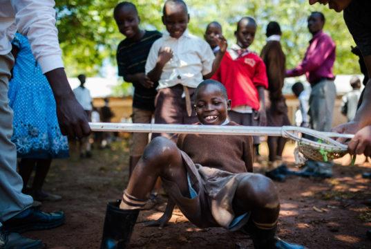 Kenya lacrosse kids lacrosse the world